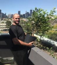 Melbourne Landscaper Matt McVerry